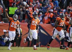 Denver Broncos defeat New England Patriots 20-18 in wild finish to AFC Championship Game, advance to Super Bowl: Live updates recap | OregonLive.com