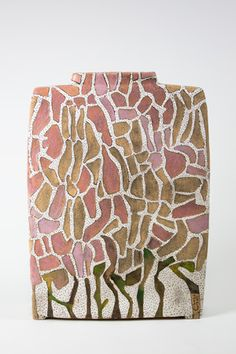 quilt inspiration from pottery by Ute Großmann