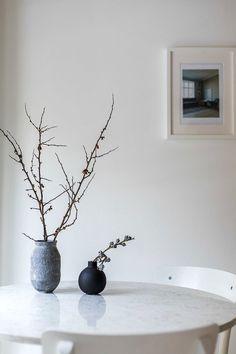 Небольшая, но просторная современная квартира в Швеции (37 кв. м) | Пуфик - блог о дизайне интерьера