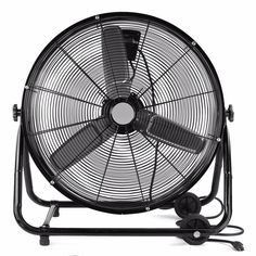"24"" Portable Roll Drum Floor Fan Shop Industrial Heavy Duty Commercial Warehouse https://qdiz.com/?p=3299"