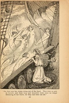 Fairy tales of Hans Christian Andersen (1805-1875à - illustrated by Helen Stratton.