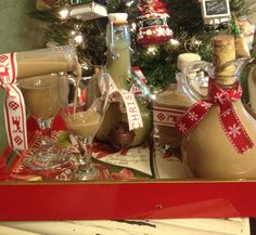 The twelfth day of Christmas - food gifts