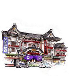 22th_sc_kabukiza | Flickr - Photo Sharing! Tetsuro Honda