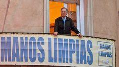 El PSOE embarga a Manos Limpias por una deuda de 7.400 euros