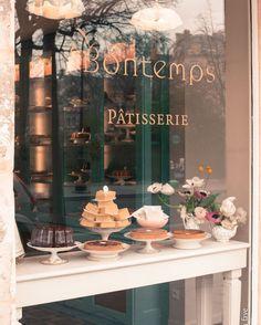 Bontemps pastry, Paris
