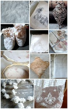 Sweet, romantic items in the sale use TAKE20 at checkout FleaingFrance Brocante