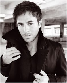 enrique iglesias, is there anyone hotter?