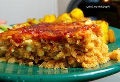 Gentle Joy Homemaker: BBQ Chicken Meat Loaf