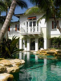West Indies - Pool View