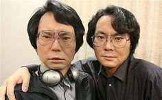 Japanese robot twins fail to bridge the 'uncanny valley' - Telegraph...Professor builds his own robot to run lectures while he works on other projects...