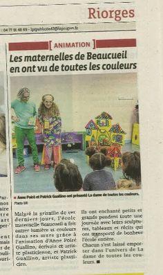 Ecole maternelle Beaucueil - Anne Poiré et Patrick Guallino