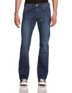 Levis Mens 527 Low Boot Cut Jeans, Blue (Mostly Mid Blue x andlt Jeans Slim, Cut Jeans, Levis 527, Low Boots, Jeans And Boots, Authentique, Legs, Cotton, Pants