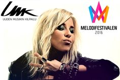 How will Krista Siegfrids host UMK and sing at Melodifestivalen 2016?