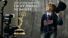 I'm excited to announce that my spot 'In My Blood' for the MN Twins has been nominated for an Emmy Award. http://vimeo.com/85600419