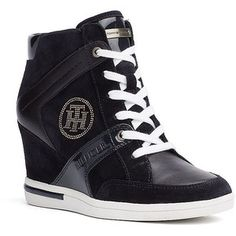 Tommy Hilfiger City Sneaker Wedge