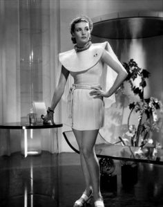 """Margaretta Scott  in """"Things to Come"""" - 1936"""