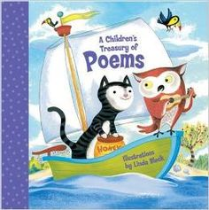 What child's bookshelf is complete without a superbly illustrated collection of classic poems? This exquisitely produced anthology, which features embossed pages and flocking on the spine, will become a beloved family favorite