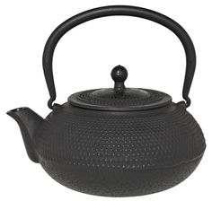 Influence your tea experience with this attractive tea pot. Tea pot from stake is made from cast iron, so it is corrosion free and easy to wash. Visit the above image to see collection of tea pots.
