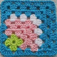 granny squares and squares.