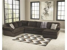 Shop For 1850 , Shark Three Piece Sectional, And Other Living Room  Sectionals At Colfax