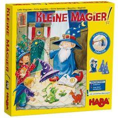 MAGUITOS. ¡Emoción en Abracadabra, el País de la Magia! Llega el gran mago Merlín a examinar a los aprendices de mago. Pero el examen no es nada fáci