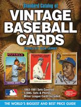 """Read """"Standard Catalog of Vintage Baseball Cards"""" by Bob Lemke available from Rakuten Kobo. This is the most comprehensive and respected vintage baseball card price guide on the market--considered to be the """"bibl. Baseball Card Values, Baseball Cards, Best Books To Read, Good Books, American Baseball League, Bats For Sale, Book Report Templates, Base Ball, Card Book"""