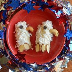 Banana Bald Eagles | Healthy Ideas for Kids
