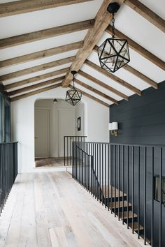 Simple Home Decor Dark shiplap accent wall. Home Decor Dark shiplap accent wall. Architecture Renovation, Architecture Design, Staircase Architecture, Chinese Architecture, Architecture Office, Futuristic Architecture, Style At Home, Casa Patio, Custom Built Homes