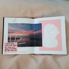 Art Journal pages, inspiration and ideas for keeping an art journal or a travel journal