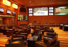 M Resort Race and Sports Book
