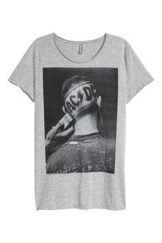 T-shirt estampada | H&M