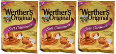 Werther's Original New Soft Caramels Oz Pack) * Discover this special product, click the image : Fresh Groceries Coupon Queen, Caramel Candy, Caramels, Gourmet Recipes, Birthday Candles, Pumpkin, Fresh, Meals, The Originals
