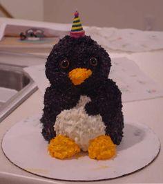 penguin CAKE.