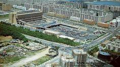 80년대 강남터미널 Old Pictures, Old Photos, School Architecture, Once Upon A Time, Seoul, Past, To Go, Korea, America
