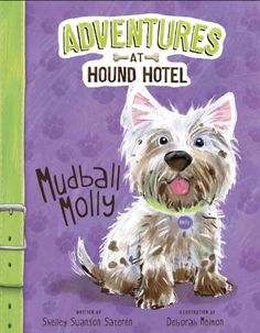 Molly, a West Highland terrier, is supposed to be the flower girl for her owner's wedding. The dirty dog hates being groomed, so Alfie is the back-up flower kid. Alfie wants out of the wedding, and hi