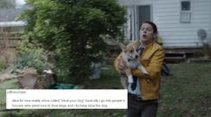 Dirk Gently's Holistic Detective Agency - Dumb Text Post