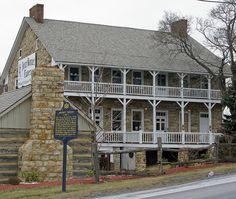Jean Bonnet Tavern & Restaurant  Bedford, PA
