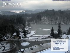 Sovata - Romania Live webcams City View Weather - Euro City Cam Resort Spa, Romania, Euro, Weather, Mountains, Live, Nature, Travel, Voyage