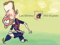 Jordi Alba by Kap. Mundo Deportivo