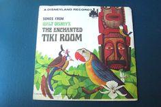 1968 Disney Disneyland Record HTF Enchanted by LizzieTishVintage, $27.00
