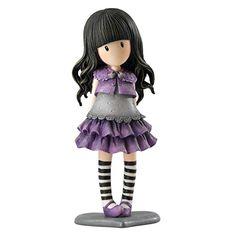 """Santoros Gorjuss """"Little Violet"""" Figurine Santoro's Gorjuss http://www.amazon.co.uk/dp/B00UXA4ASK/ref=cm_sw_r_pi_dp_-PbEvb1ETT768"""