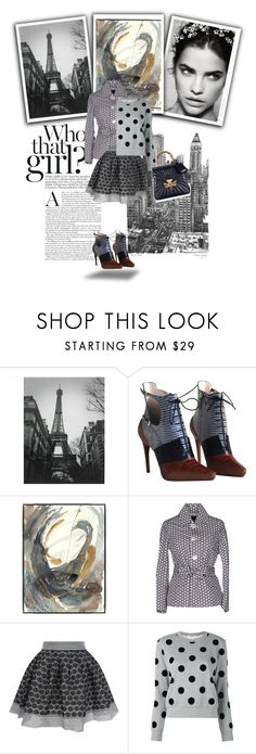 """""""07.18"""" by dragonfly-lt ❤ liked on Polyvore featuring Christian Dior, Dsquared2, Maje, Gucci and Savant"""