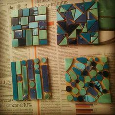 Mosaic Tile Designs, Ceramic Mosaic Tile, Mosaic Diy, Mosaic Garden, Stained Glass Designs, Mosaic Crafts, Mosaic Wall, Mosaic Patterns, Mosaic Glass