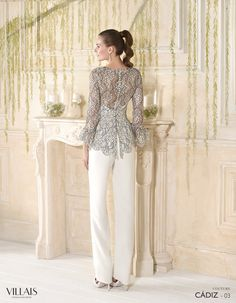 Villais 2016 Spring Bridal Collection – The FashionBrides Mother Of Bride Outfits, Mother Of Groom Dresses, Mothers Dresses, Bridal Collection, Dress Collection, Wedding Trouser Suits, Evening Dresses, Formal Dresses, Wedding Dresses