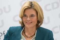 Julia Klöckner – alles Beste zum Geburtstag