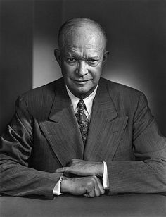Dwight D. Eisenhower - 34th President of the United States