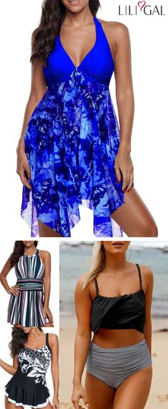 04ff72c13c703 Fashion Swimwear Trends 2019 Great recommended swimsuits for women, cute  and comfy, you must try on beach vacation. Click and find the 2019 swimsuit  trends ...