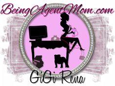 Being Agent Mom logo by nighlon.com