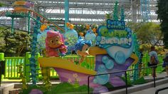 Nickelodeon Bubble Guppies Signature Marquee