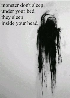 Demon sleep in your head.~